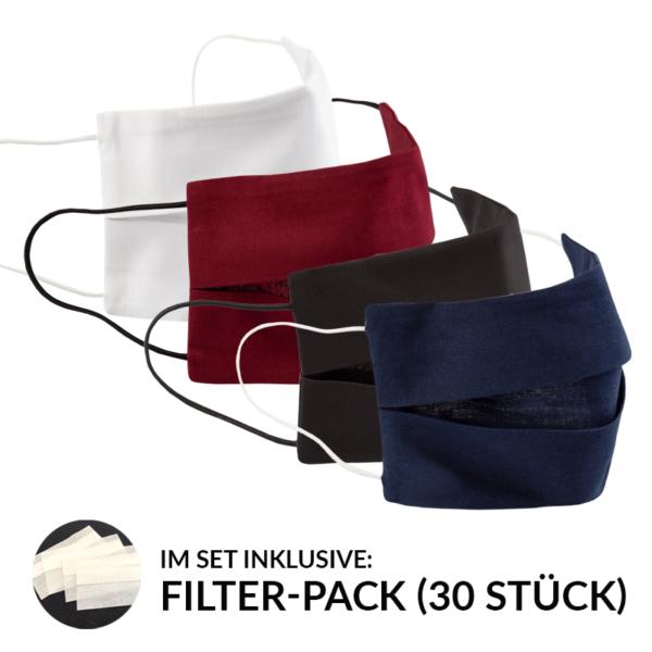 Set Foto - Maske und Filterpack