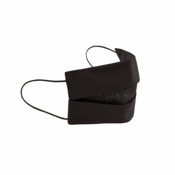 Inntal-Maske in schwarz
